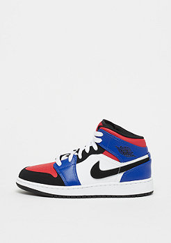 Jordan Air Jordan 1 Mid white/black/hyper royal/university red