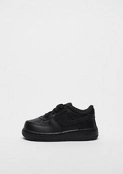 NIKE Air Force 1 (TD) black/black-black