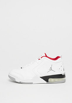 JORDAN Big Fund (GS) white/metallic silver/black