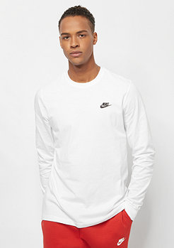 NIKE Club Tee white/black