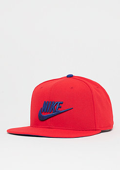 NIKE Pro Cap Futura university red/indigo force/indigo force