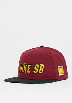 NIKE SB SB Pro Cap team red/black/university gold