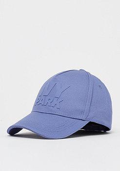 IVY PARK Silicon Logo Baseball Cap wedgemood blue