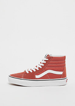 VANS UA SK8-HI Color Theory Collection hot sauce/true white