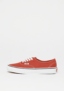 VANS UA Authentic Color Theory Collection hot sauce/true white