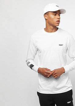 SNIPES ESL Longsleeve white