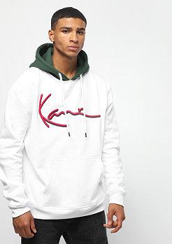 Karl Kani KK Signature Block white/green