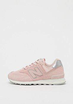 New Balance WL574MMS oyster pink