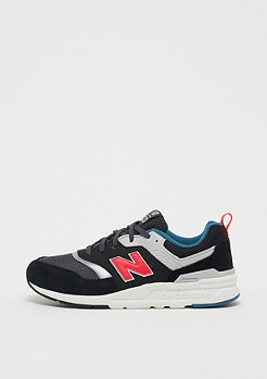 New Balance GR997 black/red