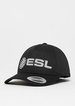 SNIPES ESL Curved Cap black