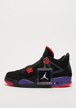 JORDAN Air Jordan 4 Retro NRG Raptors black/court purple/university red