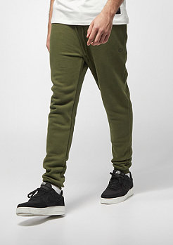 Criminal Damage Muscle Jogger olive