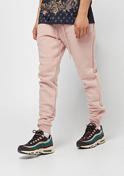 Criminal Damage Muscle Jogger pink