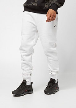 Criminal Damage Muscle Jogger white