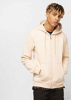 Criminal Damage CD Muscle Zip Hood nude