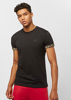 Criminal Damage CD Leo Tee black/multi