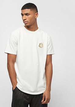 Criminal Damage CD Royal Tee off white/gold
