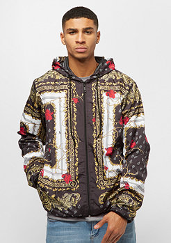Criminal Damage Avi Windbreaker black/multi