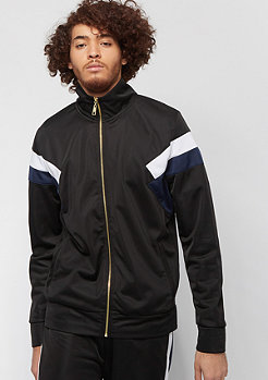 Criminal Damage Track Top Cuccio black/navy