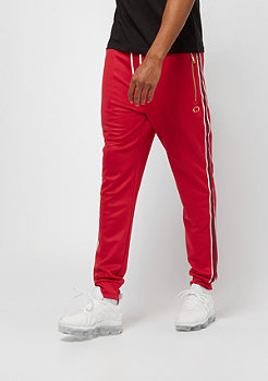Criminal Damage Jogger Wise red/burgundy