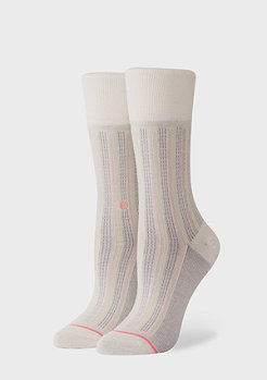 Stance Foundation Stripe Down cream