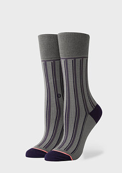 Stance Foundation Stripe Down charcoal