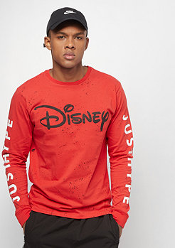 Hype DISNEY SPLATTER red