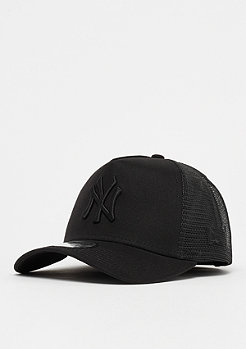 New Era A-Frame Trucker MLB New York Yankees black/black