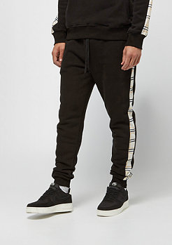Criminal Damage Jogger Check black/multi
