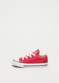 Converse INF Chuck Taylor All Star OX red