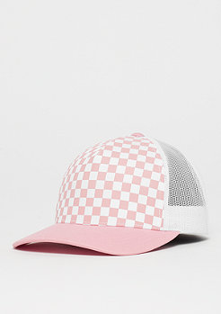 Flexfit Checkerboard Retro Trucker lightrose/white