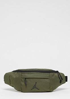 JORDAN Air Jordan Crossbody olive canvas