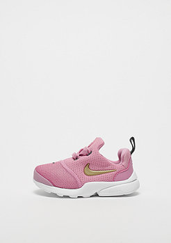 Presto Fly (TD) elemental pink/metallic gold/gridiron