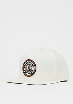 Brixton Rival Snap off white