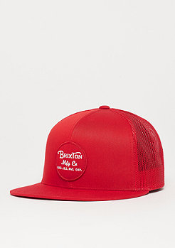 Brixton Wheeler Mesh red/red