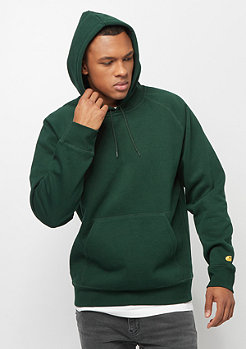 Carhartt WIP Chase bottle green / gold