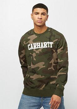 Carhartt WIP College camo laurel/white