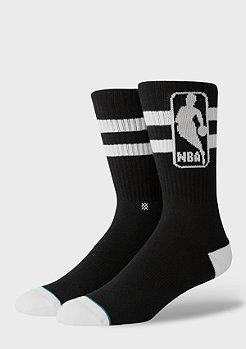Stance NBA LOGOMAN OVERSIZE black