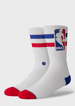 Stance NBA LOGOMAN OVERSIZE white