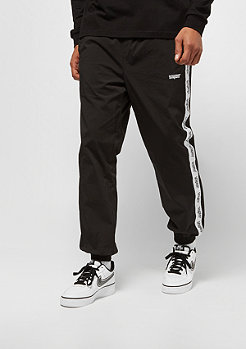 SNIPES Basic Logo Tape Trackpants black