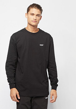 SNIPES Gradient Box Logo Longsleeve black