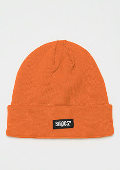 SNIPES Box Logo orange