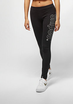 SNIPES Basic Logo Leggings black
