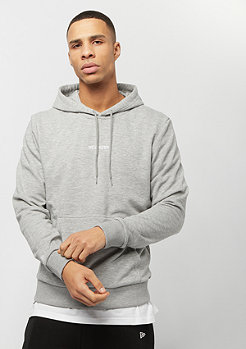 New Era Core Essentials Hoody light grey heather