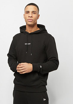 New Era Core Essentials Hoody black