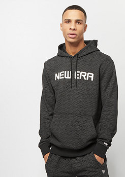 New Era Rain Camo Hoody black