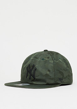 47 Brand MLB New York Yankees Jigsaw dark green