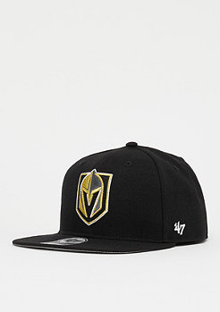 47 Brand NHL Vegas Golden Knights Sure Shot black