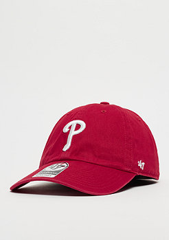 47 Brand MLB Philadelphia Phillies red