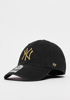 MLB New York Yankees Metallic black